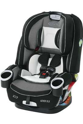 Silla Carro Bebe Graco 4ever Dlx 4 En 1