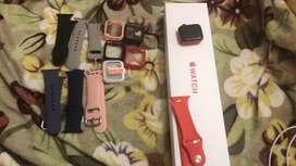 Apple Watch series 6 + set de correas