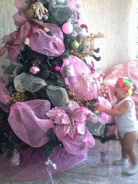 Adornos para arbol de navidad