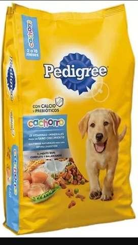 Pedigree Cachorros X 20 Kls