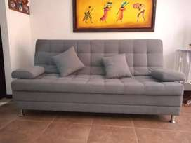 Sofá cama multiposicional (3 posiciones)