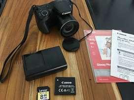 Cámara Semiautomática Canon Powershot Sx400is Perfecto estado