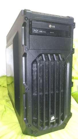 Pc Gamer O Diseño Inte I7 4790 Gtx 750ti memoria ram 16gb