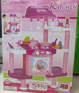 cocina lavaplatos para la pequeña de la casa