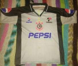 Camiseta Futbol Corinthians Brasil