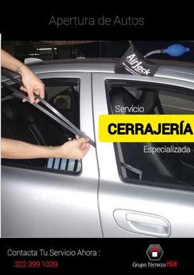 Servicio de Apertura de Autos - Apertura de Puertas - Servicio de Cerrajeria - Cerrajeros en Funza - Chapas de Seguridad