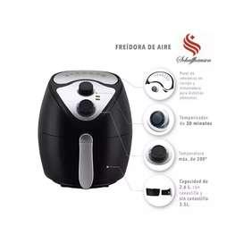 Freidora sin Aceite 3.6 más libro 100 recetas Air fryer
