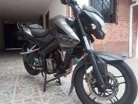 Vendo moto Pulsar ns200