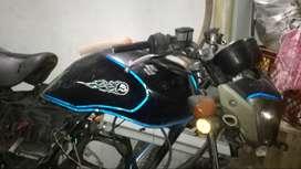 Tanque de moto GS-125