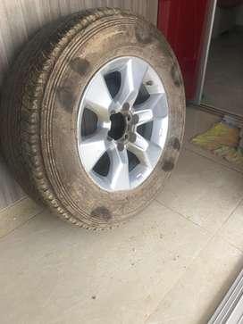 Rin17 Toyota prado Txl runner hilux etc