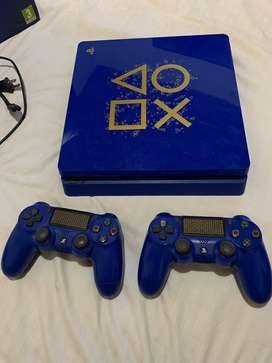 Ps4 Slim Ed. Dias de Playstation