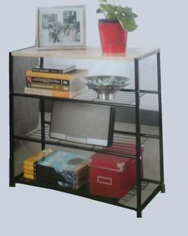 Mueble organizador con 4 Niveles los 3 primeros son varillas .Nuevo