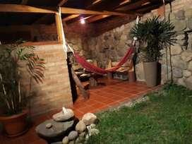 Rento Casa Amoblada en Ordonez Lasso