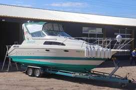 Embarcación Recreativa Bayliner Cruisers Ciera 8 del 1993