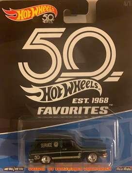 Hot wheel aniversario 50