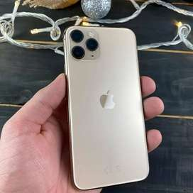 Iphone 11 pro max 256GB Dorado