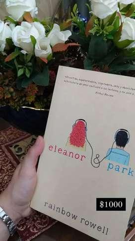"""""""ELEANOR & PARK"""" - Rainbow Rowell"""