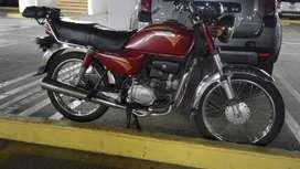 Moto Honda Eco 100 modelo 2004
