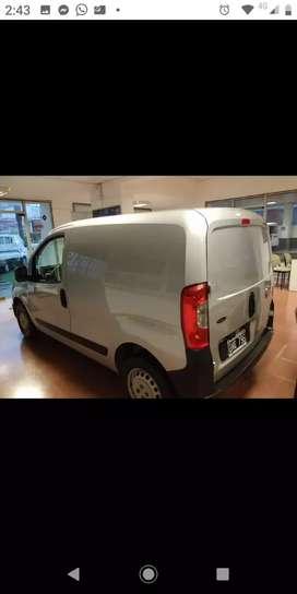 Vendo Fiat qubo 2014 gnc 5ta generación,Vtv hace 6 meses