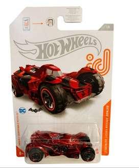 Hot Wheels Id Batman Arkham Knight Batmobile 1/8 2021