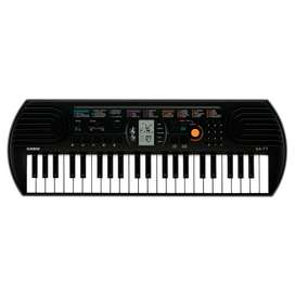 Piano Casio SA77 Music Box Colombia Teclado Organeta   44Teclas