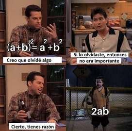 Profesor de Matemática, Física y Química