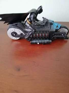 Moto batman miniatura