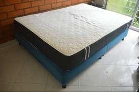 Base cama + colchón