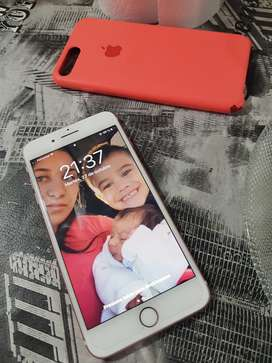 Vendo iphone 7plus 256gb