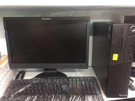 Vendo Computador de mesa Lenovo Intel i3