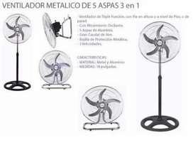 Ventilador 3en1 Aire
