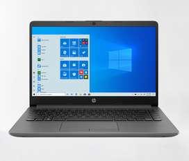 Portátil HP Nuevo Amd Athlon Silver 4gb 256gb 14 pulgadas