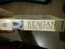 Coleccion de CDs Ronald Reagan In His Own Voice Memorable Sellada
