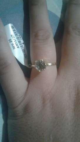 anillo y dije