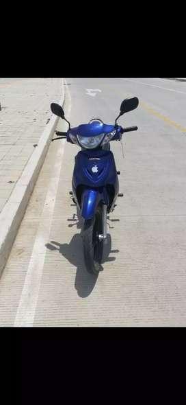 Moto Uni-k 110 . Todo al día