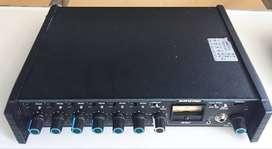 Shure M 367 Mixer. Mezcladora De Microfonos Profesional