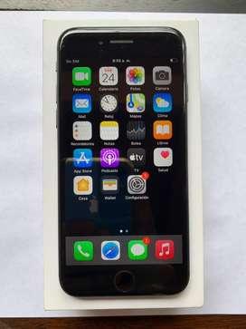 Vendo lindo iphone 8 de 64Gb Negro- 100 % funcional.
