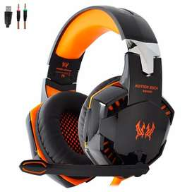 Diadema Audifonos Gamer Kotion Each G2000