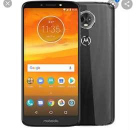 Motorola  e5 plus huella dactilar