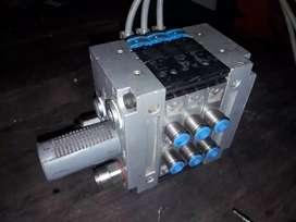 Electro válvulas Festo