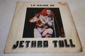 Jethro Tull Lo Mejor Lp Vinilo Rock