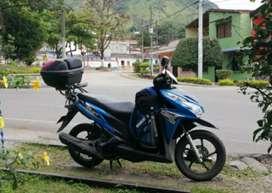 Vendo hermosa Honda Click