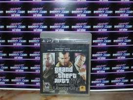 GTA IV 4 liberty city Play Staion 3 Juego PS3