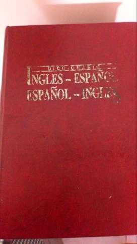 DICCIONARIO INGLES - ESPAÑOL