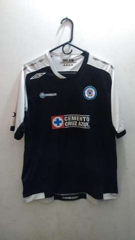 Camiseta Arquero Cruz Azul 2009 Original