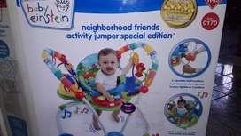 Centro de Actividades. Ideal para tú Bebé.