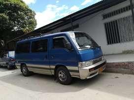 Nissan Urvan particular
