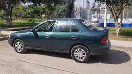 Hyundai accent GLS 95