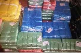 Venta de bolsas plásticas por millar. Envíos a toda colombia. También entrega a domicilio local 111¹¹2