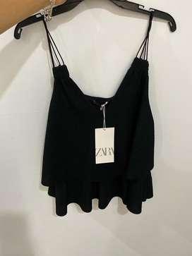 Blusa nueva marca zara